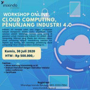 Workshop Online Cloud Computing