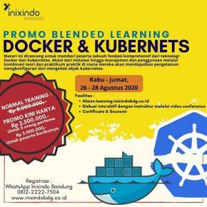Blended Learning Docker & Kubernets